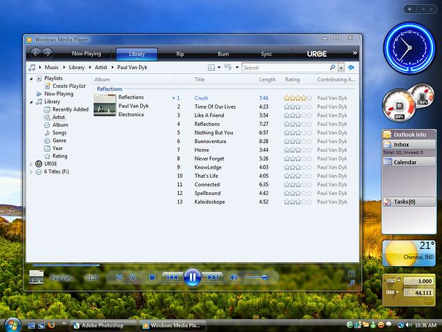 Windows Media Player 11 | Qwerty Maniac | Flickr