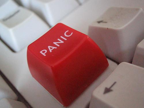 PANIC!   by Krysten_N