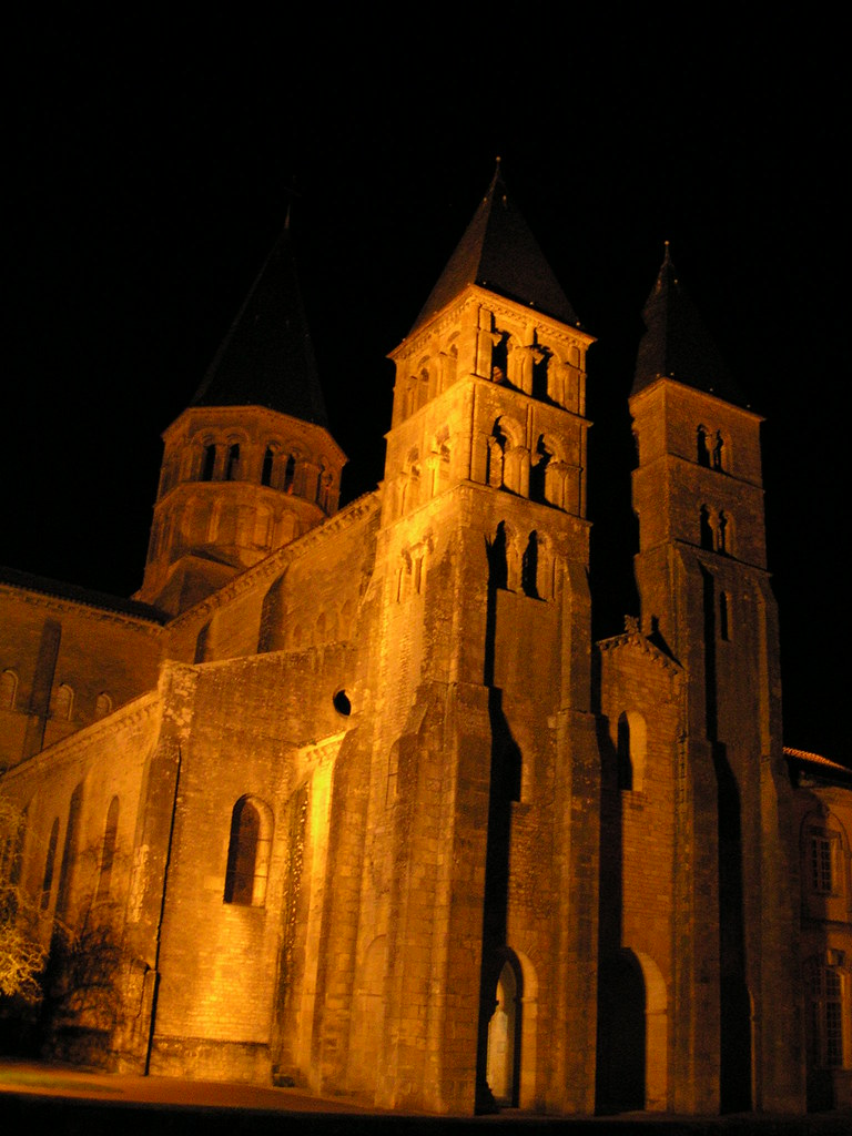 Architecte Paray Le Monial basilique (paray-le-monial,fr71) | jean-louis zimmermann