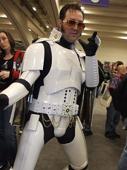 Oh Shit!  It's Stormtrooper Elvis! | by combustible monkey