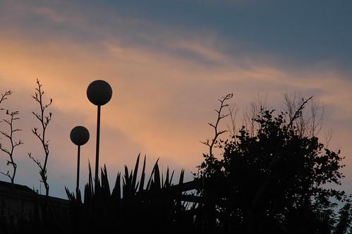 sunset wexford courtown