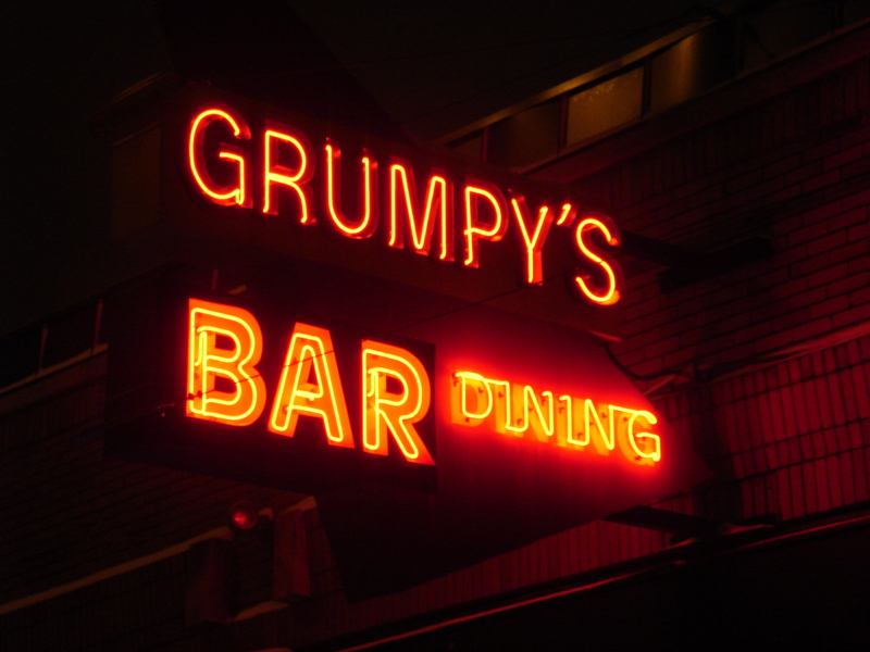 Grumpy's Bar, Minneapolis, MN