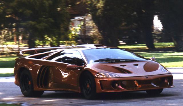 Lamborghini Diablo Coatl Driving Egon Flickr