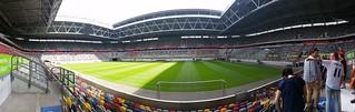 Düsseldorf Congress Sport & Event GmbH ESPRIT arena, Düsseldorf, Germany - Saturday 18th July 2015   by CDay86
