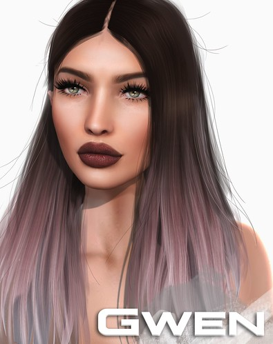 Gwen Skin for Logo Mesh Head | by David Cooper | L'Etre and DOUX