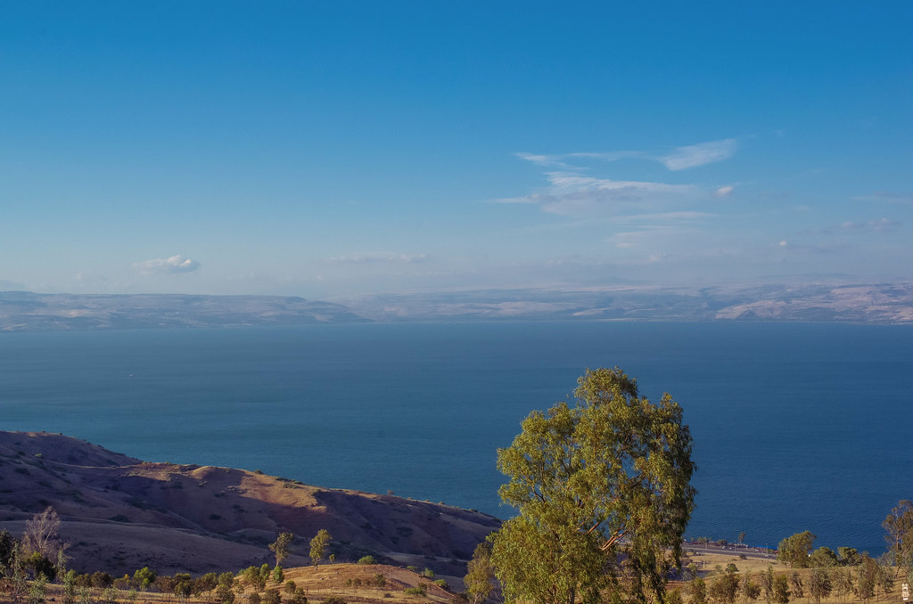 Sea of Galilee   Sunny Lapin   Flickr