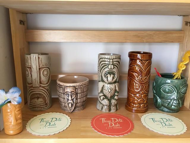 Tiki Corner - Tiki Mugs