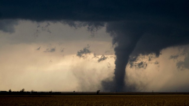 Tornado Producing Super Cell