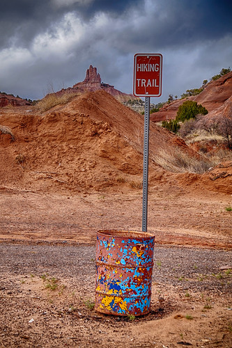 Red Rock Park Hiking Trail | by ikewinski