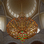 Viajefilos en la Gran Mezquita de Abu Dhabi 10