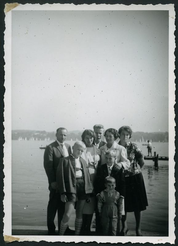 Archiv C911 Sonntagsausflug, 1950er