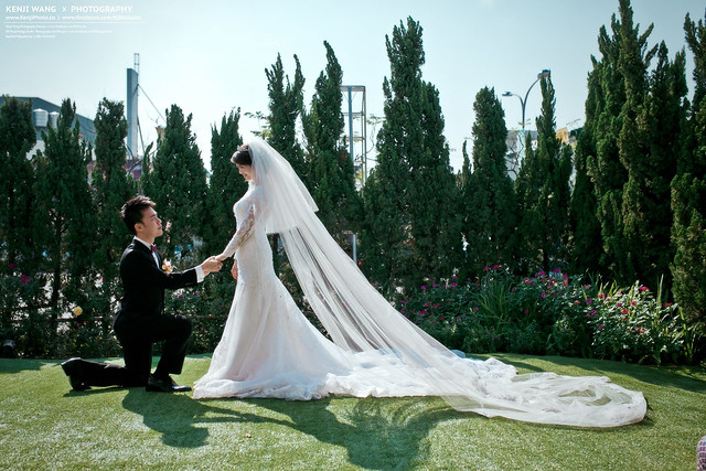 Kenjiphoto_本週婚攝一枚