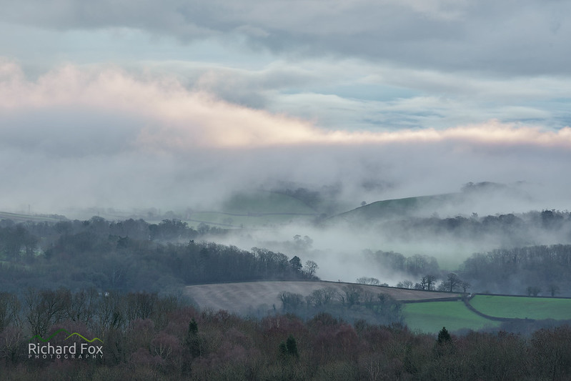Lustleigh Fog Break