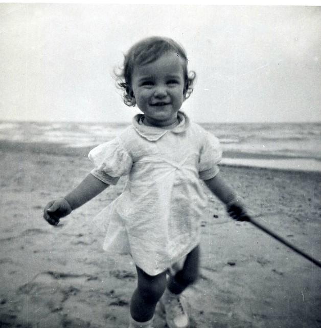 Catherine, Lake Huron 1955