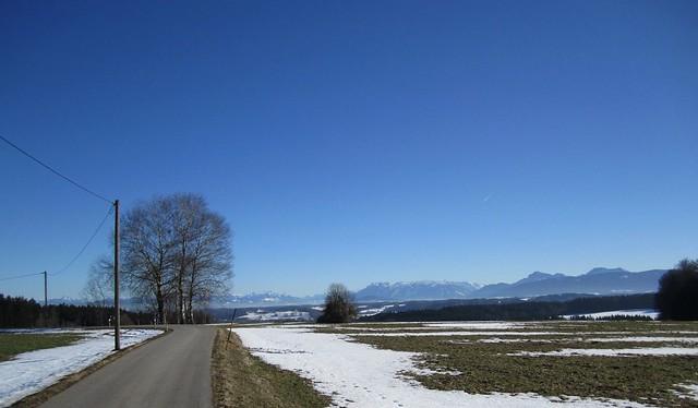 Panorama Tettenberger Weiher