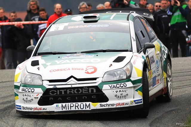 3 - TROJANI Pascal et VESPERINI Jean-Noel - Citroen C4 WRC