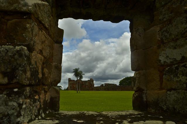 Jesuit ruins - Paraguay