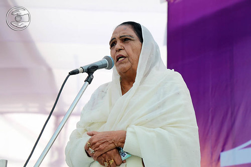 Balbir Kaur from Nilokheri expresses her views