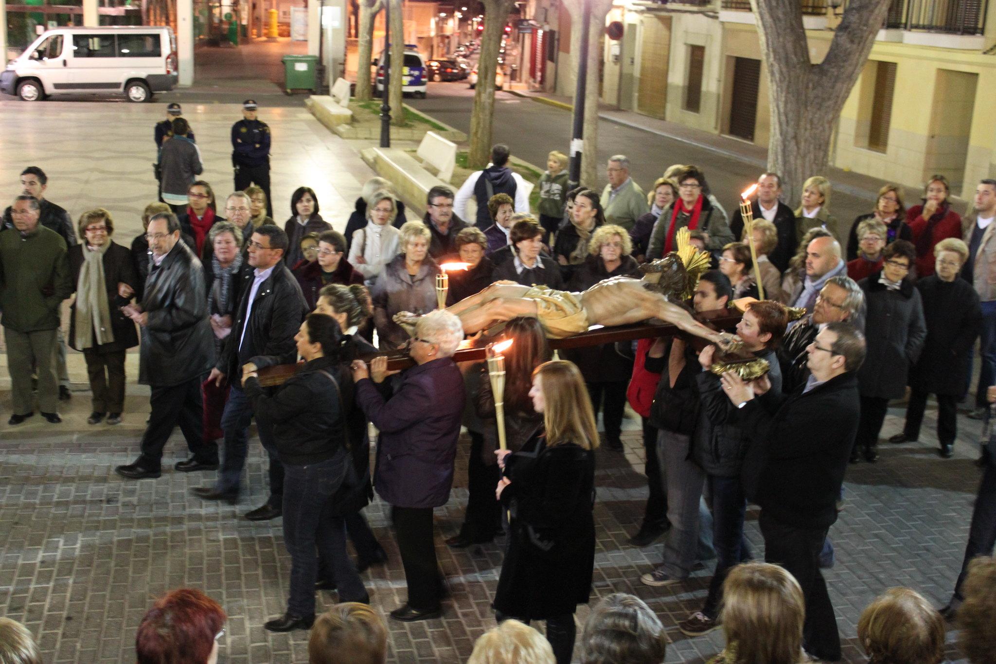 (2012-03-30) - III Vía Crucis nocturno - Javier Romero Ripoll  (35)