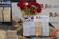 My Saint My Hero at Doris Bergman's 8th Annual Oscar Style Lounge #BergmanOscars #GiftSuite - DSC_0059