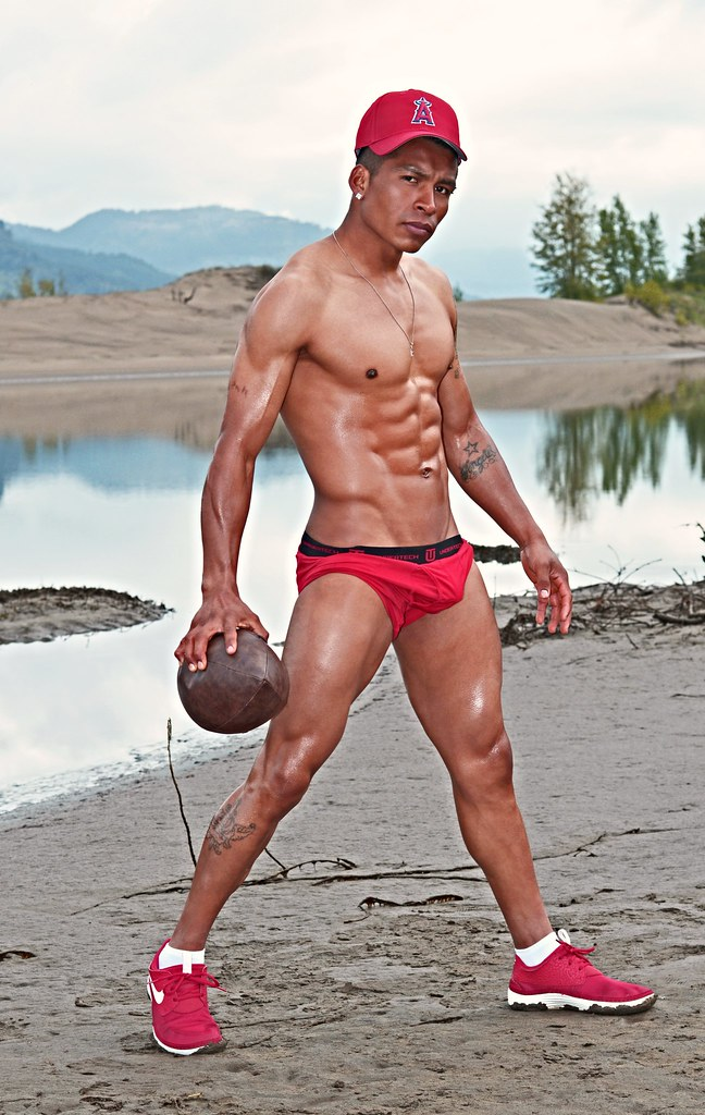 Mexican male young nude #13