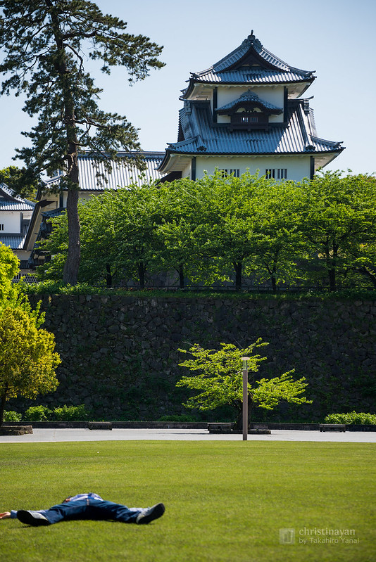 Kanazawa Castle Park (金沢城公園)