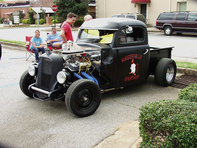 11th Annual Memories in Monroe Classic Car Show -Monroe, GA.  Mar. 19, 2016
