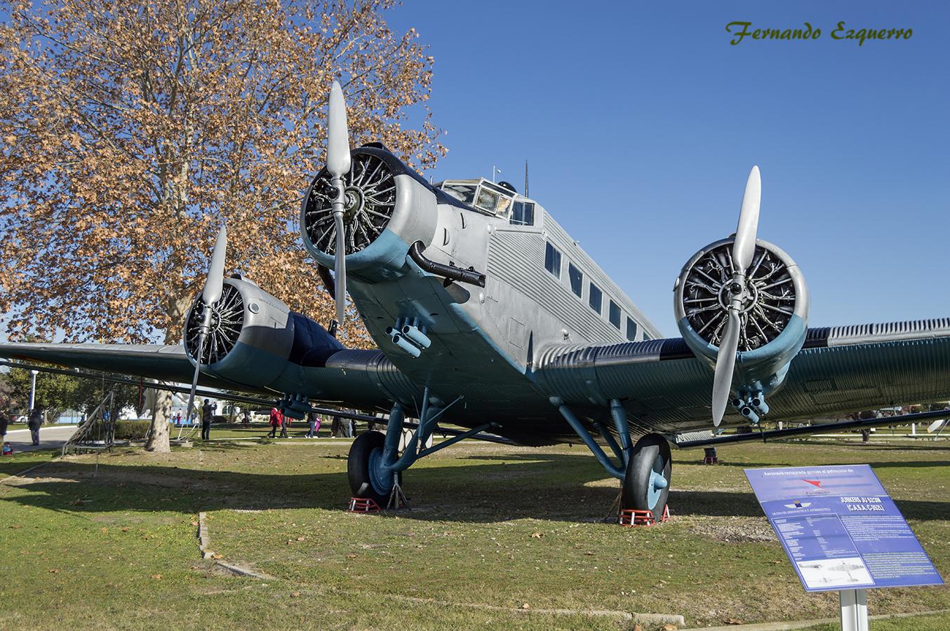 JUNKERS JU 52/3M (C.A.S.A. C-352L)