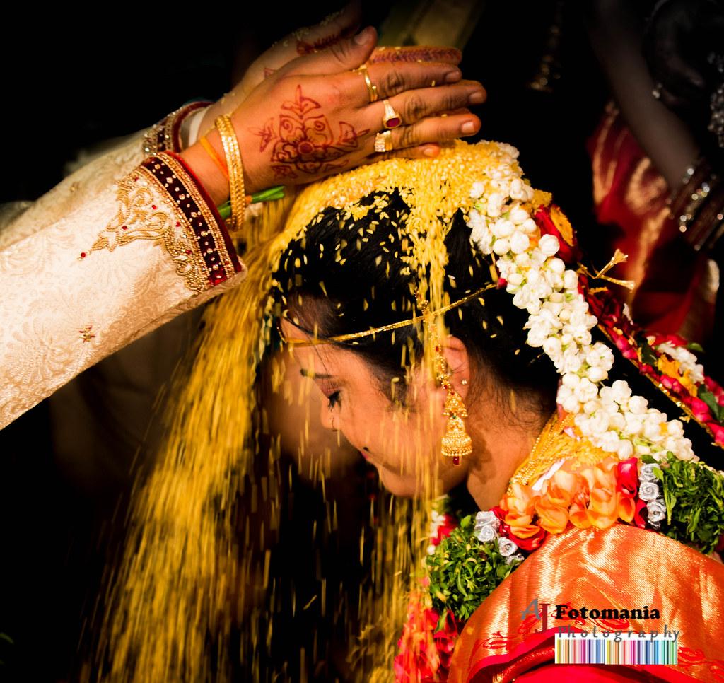 A main ritual in Indian Wedding | Talambralu, Hindi indian w