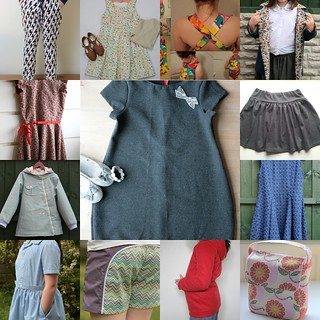 For Boo: other sewing 2015