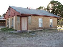Jackson Motel Room 3