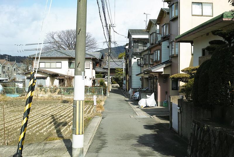 元慶寺入り口