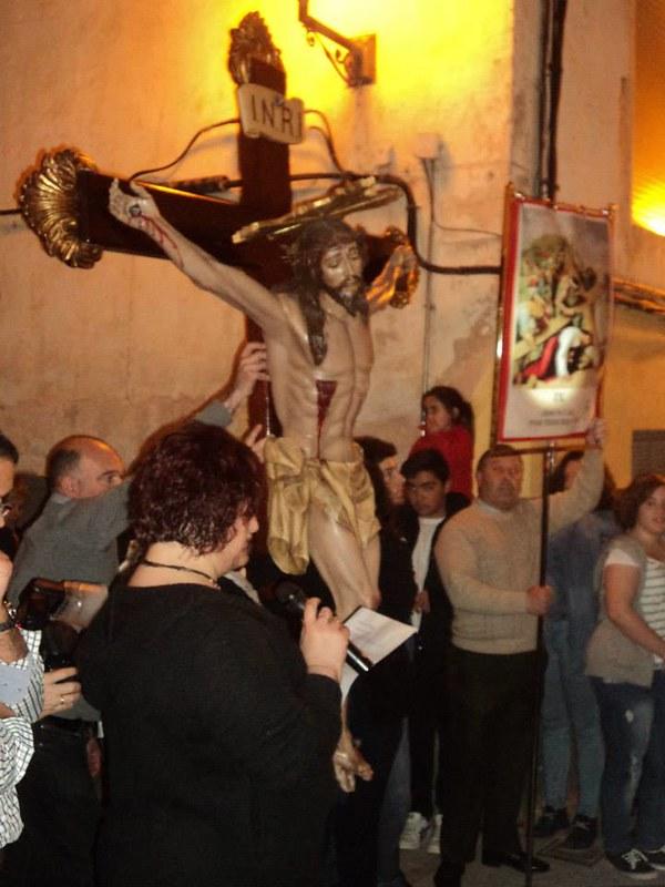 (2014-04-01) - V Vía Crucis nocturno -  Antonio Vázquez (11)