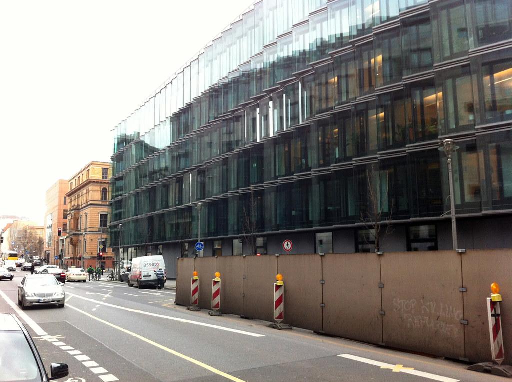Berlin Dorotheenstraße