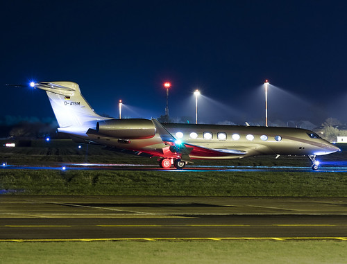 MHS Aviation GmbH | Gulfstream Aerospace G650 | D-AYSM