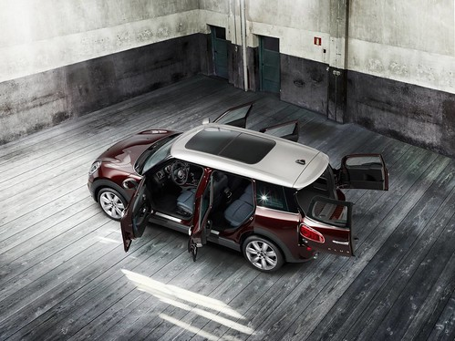 2016 Mini Clubman - Review | by The National Roads and Motorists' Association