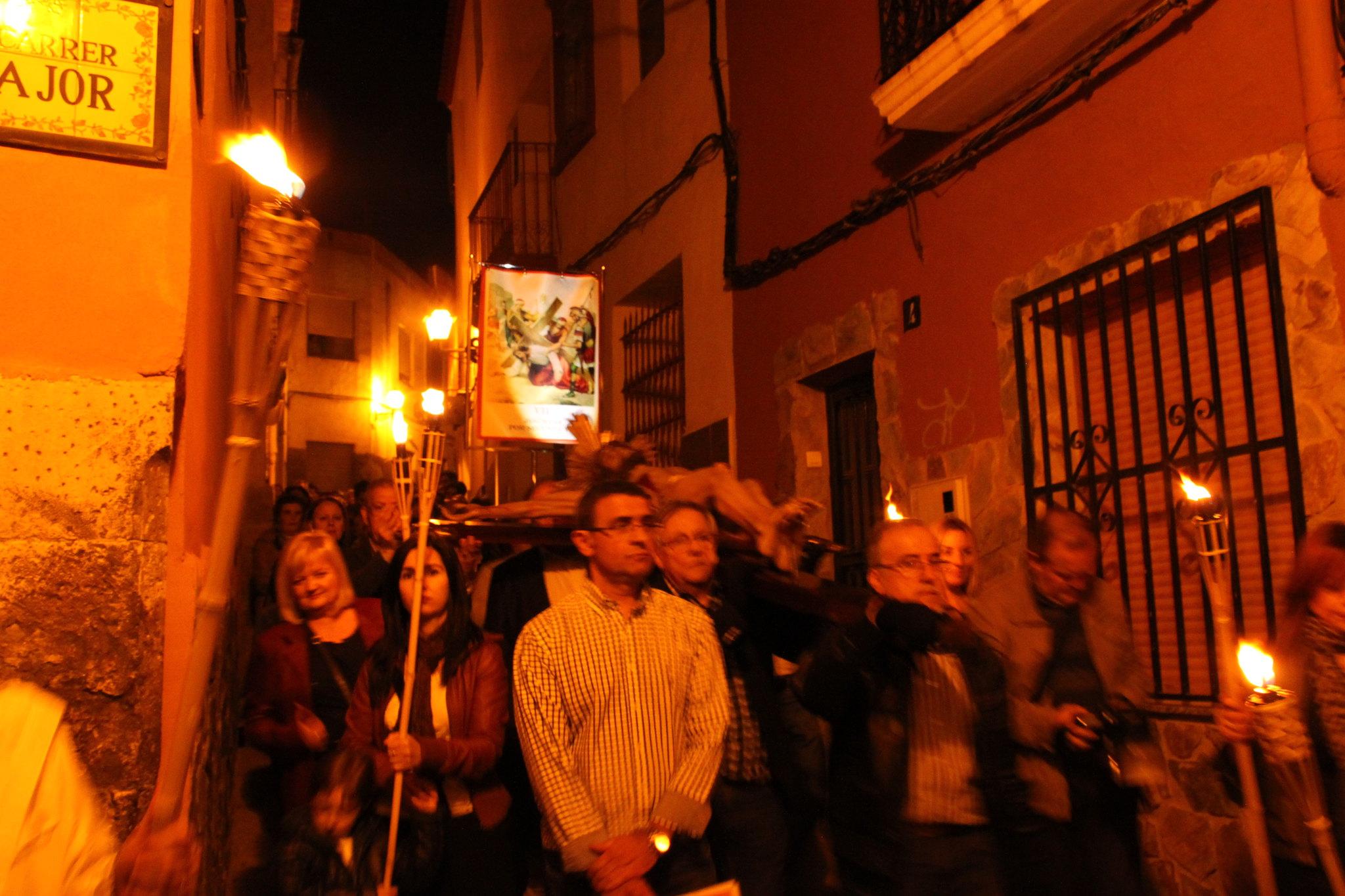 (2014-04-01) -  V Vía Crucis nocturno - Javier Romero Ripoll (35)