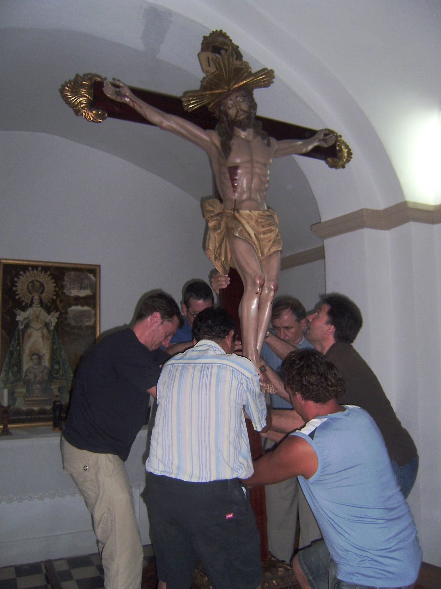 (2009-06-04) - Preparativos - Javier Romero Ripoll - (04)