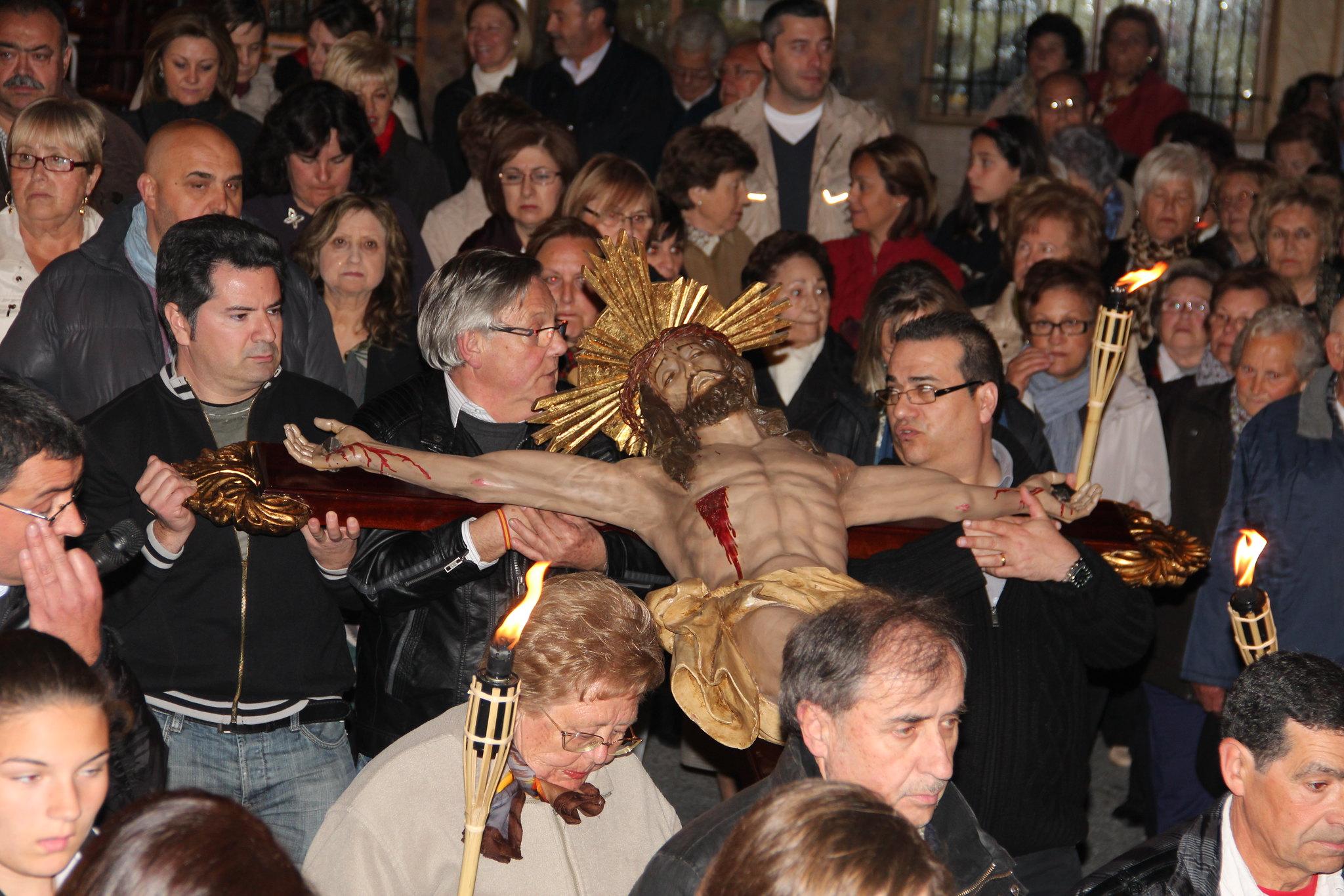 (2012-03-30) - III Vía Crucis nocturno -  Antonio Verdú Navarro  (20)