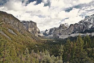 Yosemite Valley   by Matt Hans