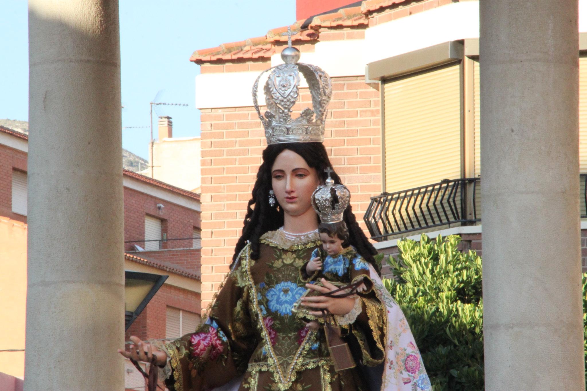 (2015-07-12) - Virgen del Carmen, parroquia La Santa Cruz - Javier Romero Ripoll (64)