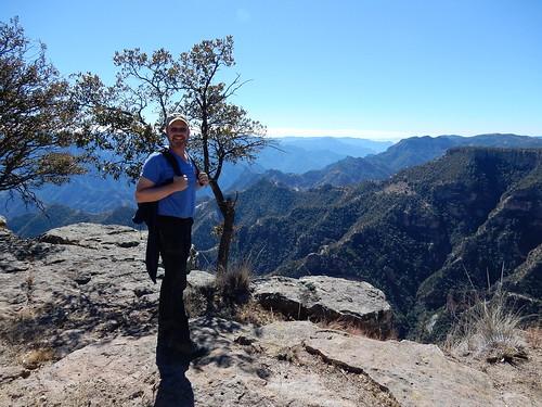 Barrancas del Cobre - hike - 2