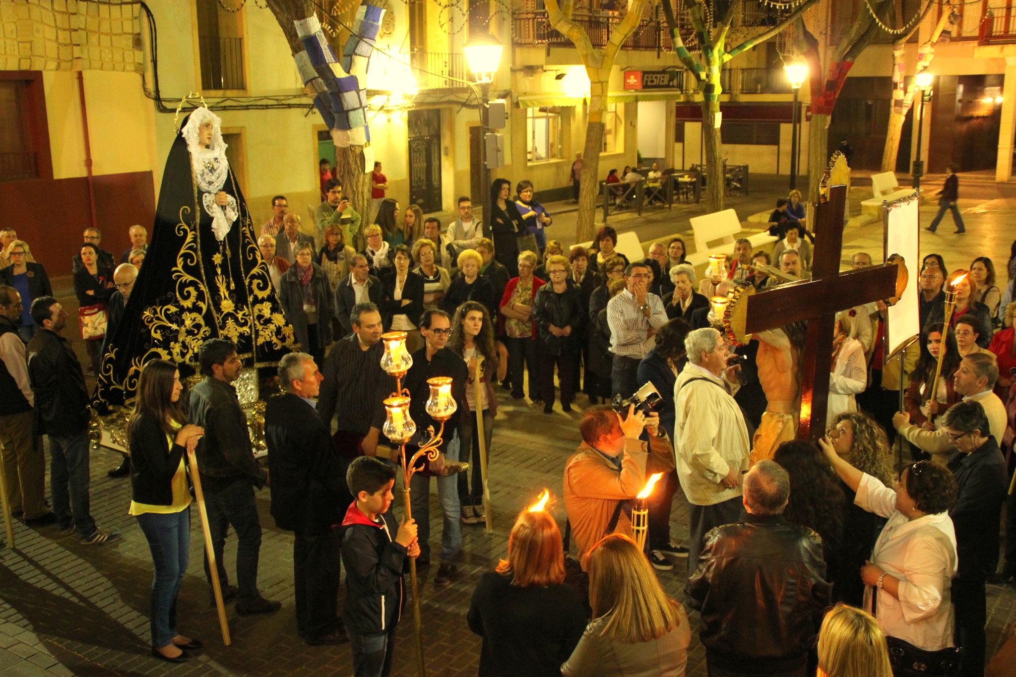 (2014-04-01) -  V Vía Crucis nocturno - Javier Romero Ripoll (74)