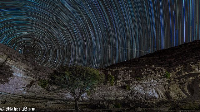 Star Trails With Flickr Friends