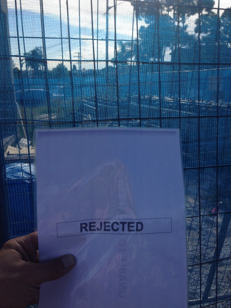Illaroo road prestons nsw 2170 foreman will not allow entry