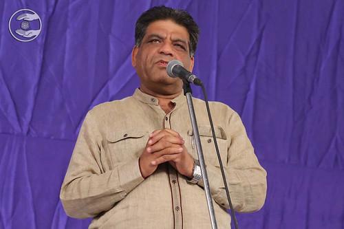 Ramesh Puniani from Kalkaji expresses his views