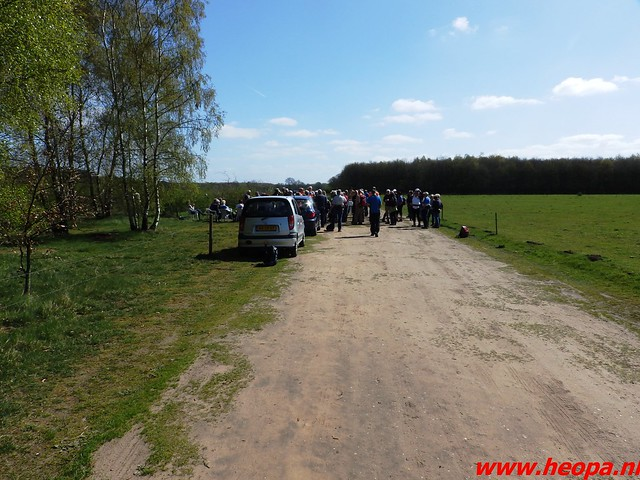 2016-04-20 Schaijk 25 Km   Foto's van Heopa   (56)