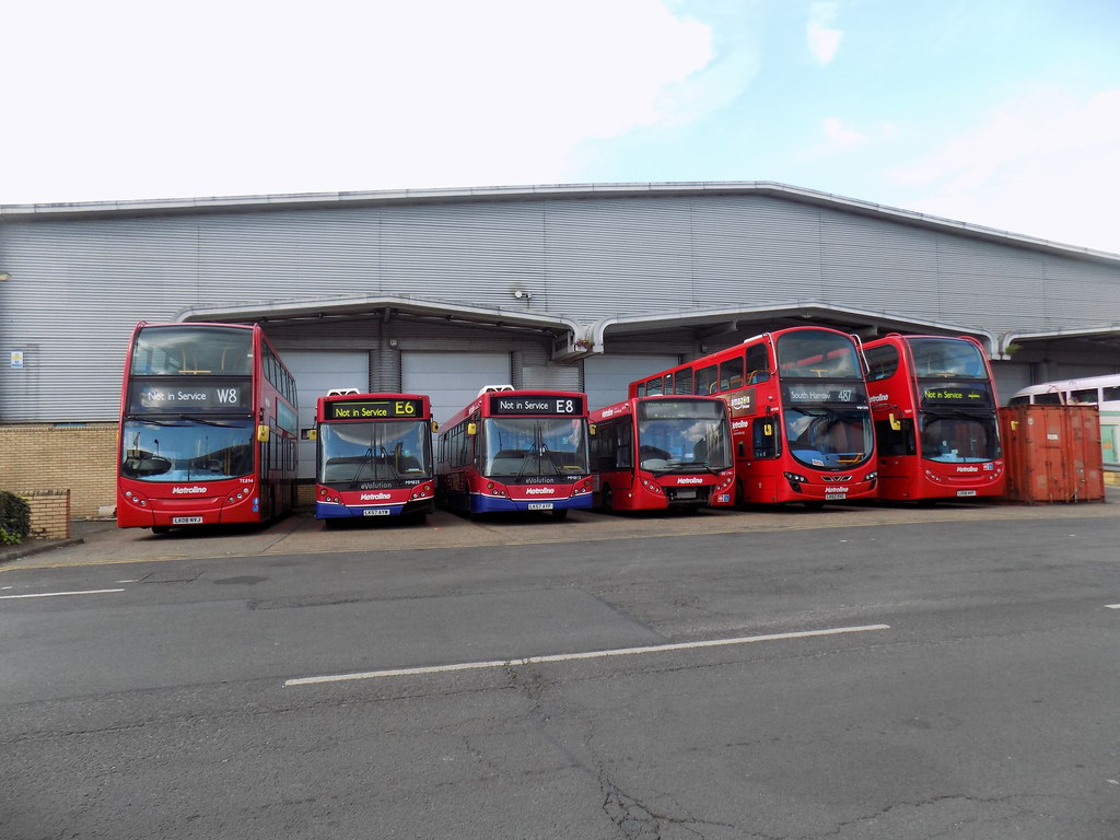 Metroline Celf Line Up 2 Today S Line Up From Left To