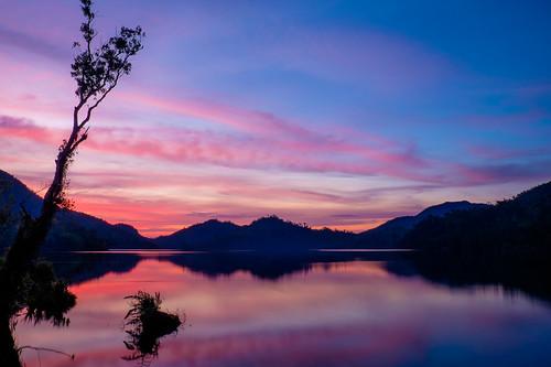 travel sunset philippines explore visayas leyte ormoc lakedanao