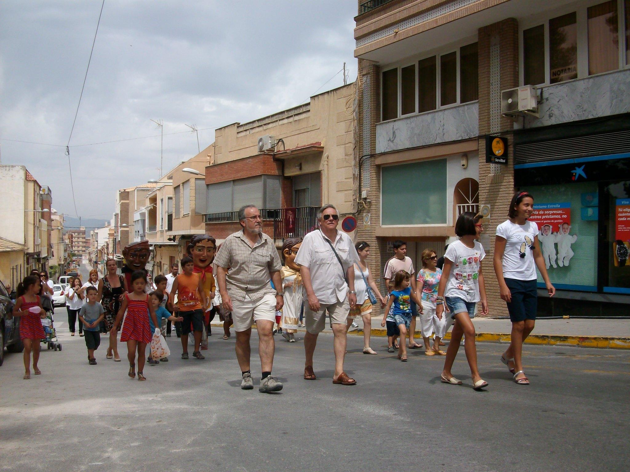 (2011-07-03) - Pasacalle Gent de Nanos -  José Vicente Romero Ripoll (19)